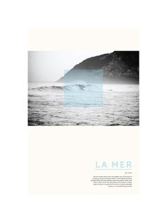 La Mer Wall Art Prints by Spotted Whale Design   Minted