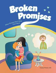 Broken Promises is a workbook to help kids cope with a parent who isn't always there for them. Through therapeutic art and writing exercises, kids can get their feelings out, learn how to deal with those feelings in appropriate ways, and build their self-esteem. This workbook is meant to be used as a counseling tool to foster healthy coping strategies and a positive self-image.