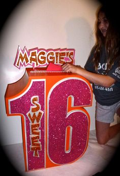 Sweet Sixteen Themes | Musing with Marlyss: Sweet 16 Party Ideas