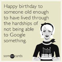 Happy Birthday E Card Elegant Funny Birthday Memes & Ecards someecards Sarcastic Birthday Wishes, Happy Birthday Wishes, Funny Birthday Greetings, Free Birthday, Funny Happy Birthday Meme, 65th Birthday, Sister Birthday, Funny Happy Birthdays, Birthday Humorous