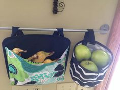 Oh-Snap! Great for storing fruit and making more room for counter space! - Alejandra S