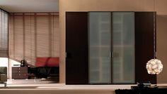Bedroom Wardrobe Modern Slick Design