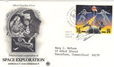 First Day Cover: Space Exploration First Day Covers, Space Exploration, Books, Livros, Book, Libri