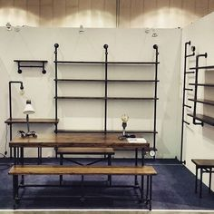 THEPIPE FURNITURE  #파이프가구 #pipefurniture #파이프테이블 #파이프선반 #파이프벤치 #파이프스툴 #파이프조명 #더파이프 #THEPIPE by thepipe_korea