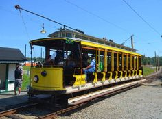 pennsylvania trolley museum images | Pennsylvania Trolley Museum Trolley #1758. Built in 1911 in Rio de ...
