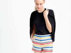 Short stuff | A primer for how to look smart in shorts How To Look Smart, That Look, Designer Wear, What To Wear, Fashion Beauty, Legs, Shorts, Dresses, Vestidos