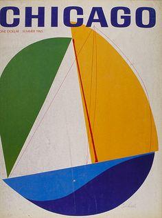 Carl regehr, Chicago Magazine 1965