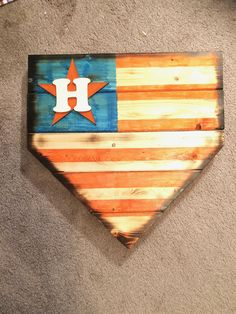 Check out our massive range of Houston Astros merchandise! Astros Team, Houston Astros, Reds Baseball, Baseball Stuff, Art Birthday, Birthday Ideas, Wooden Flag, Stone Coasters, Wood Plaques
