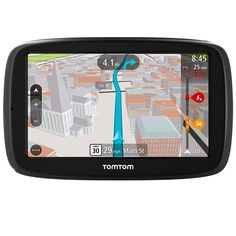 TomTom Start 50M 5-Inch GPS Navigation System with Lifetime Maps #1EF0.017.09