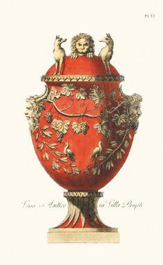 Terracotta Urn 1