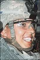 2017 600 miles of Remembrance  Monday, May 22, 2017  No. 48 car, Spc. Michael J. Rodriguez, U.S. Army    Date of birth: May 30, 1986   Hometown: Sanford, N.C.   Date of death: April 23, 2007, Iraq  Note: Michael was a fourth-generation servicemember and a paratrooper. His family had remarked on his disdain for homework while in school.  Photo: 32 / 40