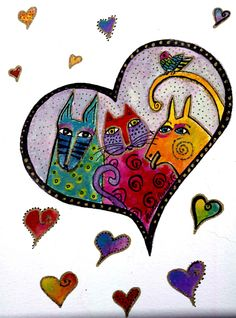 I ♥ Laurel Burch Art