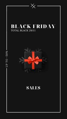 Black Friday, Total Black, News, Blog, Blogging