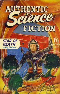 Authentic Science Fiction 027