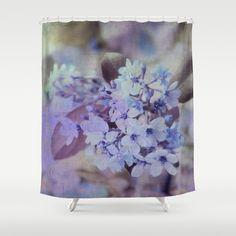 twilight bouquet Shower Curtain