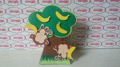 Macaco quer banana by Oliver Festas Infantis ☺