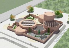 MORE . Exhibition Centre for New Urban Development . Zhuolu (5)