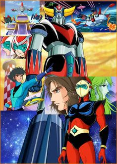 Share some really awesome old anime from those two decades you really enjoy. For me here are my nostalgic anime: Zambot 3 First off, Tomino might. Mecha Anime, Koji Kabuto, Ulysse 31, Dragon Ball Z, Days Anime, Robot Cartoon, Japanese Superheroes, Super Robot, Old Anime