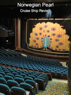 Norwegian Pearl Cruise Ship Review - The headlining evening entertainment on the Norwegian Pearl takes place in the Stardust Theater:  musical reviews, comedians, acrobats, musicians...