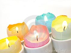 Easter Egg Candle Decorations - Download From Over 57 Million High Quality Stock Photos, Images, Vectors. Sign up for FREE today. Image: 462837