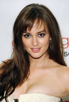 Image Detail for - Long Hair Style  Long Curls With Bangs
