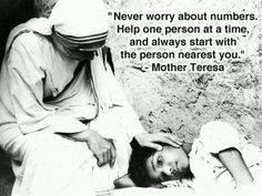 Mother Teresa was a Roman Catholic nun and missionary who devoted her life to caring for the poor, sick, disadvantaged and dying.