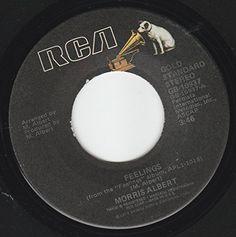 """45vinylrecord Feelings/Memories (7""""/45 rpm) RCA http://www.amazon.com/dp/B00V5CQJ6G/ref=cm_sw_r_pi_dp_En9zvb0P2K6TZ"""