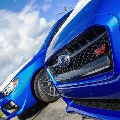Look what @subaru_usa sent us! These 2015 #Subaru #WRX and #STI's arrived just in time before the rain today. #nofilter #subielove #caroftheday #scooby #WRXSTI #SubaruSTI #SubaruWRX #DGDG #DelGrandeDealerGroup #BeHappy #SanJose #BayArea #CapitolSubaru
