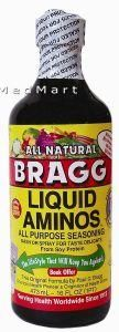 Bragg Liquid Aminos and Bragg Apple Cider Vinegar....both are musts    http://www.imedmart.com/index.cfm?affiliate=KTE0VyVbKTcjUFAoTgo|