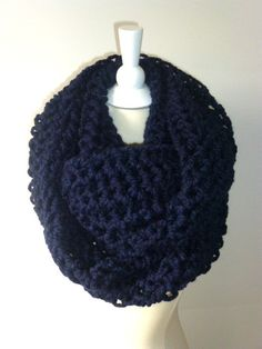 2014 trend Infinity knitting Scarf  gifts  Handmade by PIPPADUSHES, $65.00