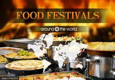 Food Festivals Around the World – Rundown (in slides) of famous food festival in the world.