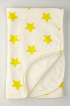 Organic Cotton Star Blanket