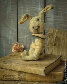Игрушки Тедди ручной работы: Эрл. Handmade.