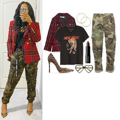 Plaid Outfits, Blazer Outfits, Plaid Blazer, Fall Fashion Outfits, Fall Winter Outfits, Autumn Winter Fashion, Stylish Outfits, Womens Fashion, Fashion Ideas