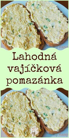 Czech Recipes, Food Platters, Pumpkin Recipes, Kids Meals, Bakery, Appetizers, Food And Drink, Low Carb, Healthy Recipes