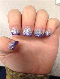solar nails #solar #nails #solarnails