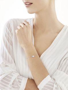 Bransoleta srebrna - Srebro, biżuteria srebrna - Apart