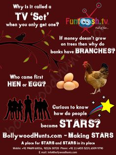 How do people become STARS?  For further details visit: http://www.bollywoodhunts.com/BrandAmbassador.aspx