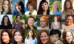 Food Tank highlights 23 women righting the wrongs of hunger and poverty that are worth celebrating this International Women's Day.