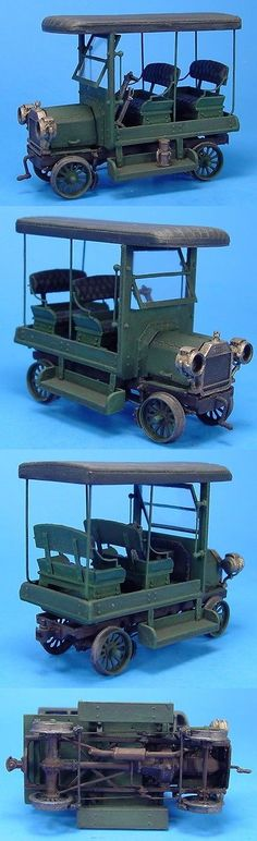Other Narrow Gauge 9037: On3 On30 Wiseman Rio Grande Southern Model T Ford Inspection Car #1 Kit S.S.Ltd. -> BUY IT NOW ONLY: $49.95 on eBay!