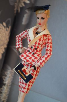 """Teaser"" Dasha Renegade Fashion Royalty   Flickr - Photo Sharing!"