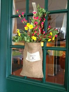 spring front door decorations - Google Search