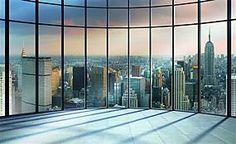 Wall mural New York – Wall Paper 2020 Photo Wallpaper, Cool Wallpaper, Wallpaper Murals, Episode Interactive Backgrounds, 3d Background, Wall Murals, New York Skyline, Skyscraper, Multi Story Building