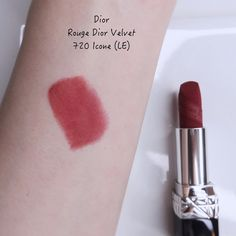 NEW Dior Limited Edition Rouge Dior Blush Millefiori (361), Mono Couleur Couture Nude Dress (573), Rouge Dior Velvet Icône (720) | Lenallure Dior Blush, Nude Dress, Miss Dior, Makeup Items, Floral Theme, Fall Makeup, Pink Tone, Biodegradable Products, Swatch