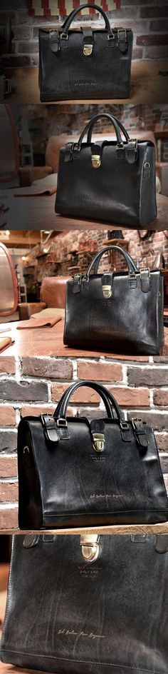 """Mr. Ratliff, your Bond J and Bourbon J are the ultimate translation of the business briefcase. We are extremely honored to have helped you create """"Your Legacy"""". www.sandast.com #BeYourLegacy #BondJ #BourbonJ #Briefcase #ModernVintage #HandCraftLeather #Sandast #Quality"""