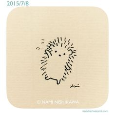 Free for personal use Cute Hedgehog Drawing of your choice Doodle Drawings, Doodle Art, Easy Drawings, Animal Drawings, Hedgehog Tattoo, Hedgehog Drawing, Bullet Journal Inspiration, Clipart, Painting & Drawing