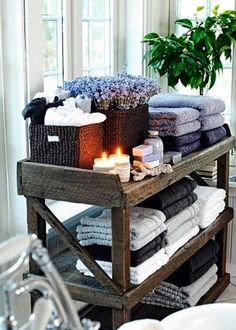 Ideias práticas de como organizar roupa de cama   MdeMulher