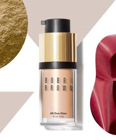 """This Bobbi Brown highlighter bring the term """"dewy"""" to an entirely new level #BobbiBrown #highlighter #dewy #beauty #makeup #glow"""