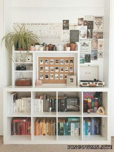 Je vois mes deux livres préférés sur cette étagère et ça me fait plaisir