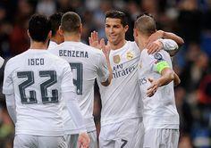 Ronaldo xé tan mành lưới của Malmo giúp Real đại thắng 8-0 | Tên miền miễn phí - Inet